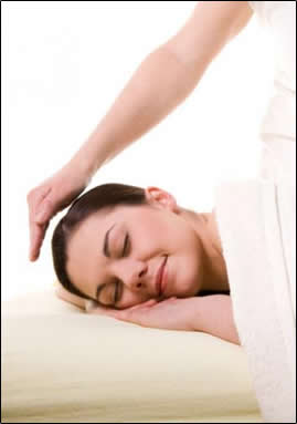 Reiki can be great relaxation!